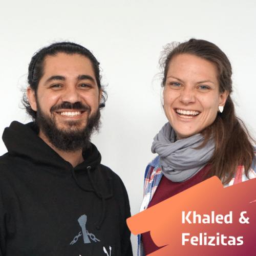Khaled Hasso & Felizitas Brinkmann