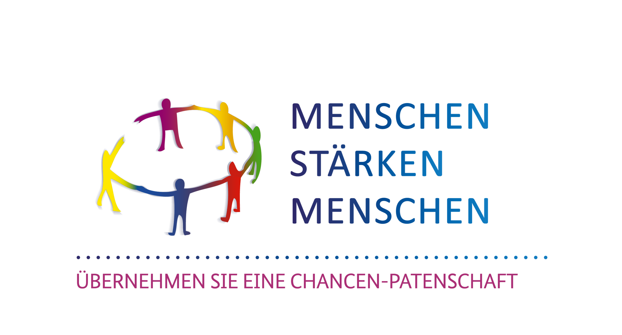 Logo Menschen stärken Menschen